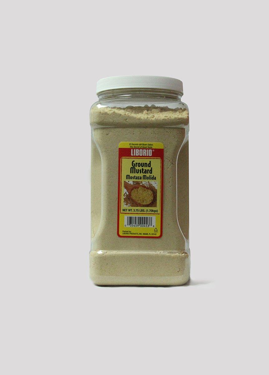 Liborio Ground Mustard, 3.75LBS