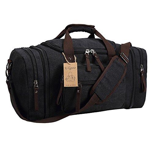 Ulgoo Travel Leather Weekend Overnight product image