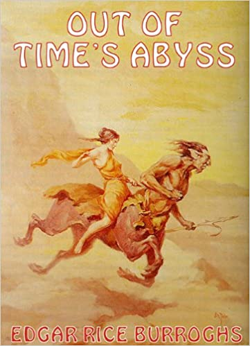 Amazon com: Out of Time's Abyss (Caspak Trilogy