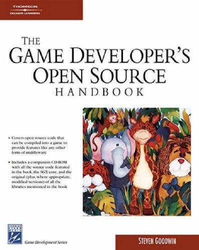 Game Developer's Open Source Handbook (Charles River Media Game Development) by Brand: Cengage Learning