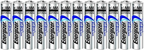Energizer Ultimate Lithium Size Batteries