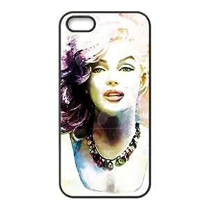 Marilyn Monroe diseño personalizado sexy plástico carcasa iPhone 5 And iPhone 5S