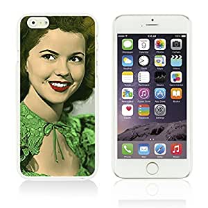 OnlineBestDigitalTM - Celebrity Star Hard Back Case for Apple iPhone 6 (4.7 inch)Smartphone - Shirley Temple