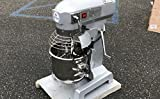 10 qt Dough Mixers Grinder Bakery Mixer RESTAURANT EQUIPMENT