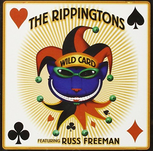 Wild Card (Feat. Russ Freeman) by Rippingtons (2005-05-17) (Card Feat)