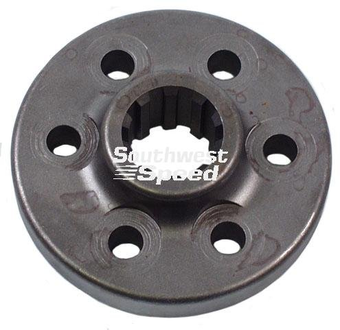NEW CHEVY DIRECT DRIVE COUPLER FOR BERT ALUMINUM AND MAGNESIUM TRANSMISSIONS FOR MODIFIED, LATE MODEL, AND STREET STOCK RACING, 7-NC, TRANNY, IMCA, UMP, USMTS, ETC, FOR 1986 & NEWER SMALL BLOCK CHEVY WITH 1 PIECE REAR MAIN SEAL, AND CHEVY CRATE MOTORS (Chevy Small Block Overhaul Manual compare prices)