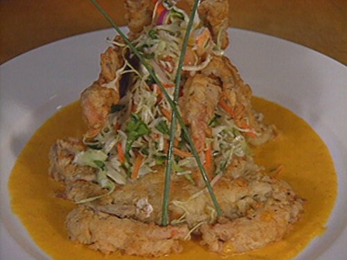 Chefs: John Pence, Roger Kaplan, and Marty Blitz - Fried Crab Recipe