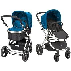 Baby Roués LeTour Stroller (Blue)