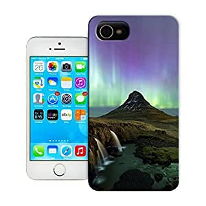 Unique Phone Case Famous scenery Kirkjufell ancient volcano Hard Cover for 5.5 inches iphone 6 plus cases-buythecase