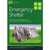 Mylar Tent, Emergency Safety Tent, Mylar Safety Shelter Kit Includes 20' Of Cord