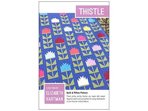 Elizabeth Hartman Thistle Pattern