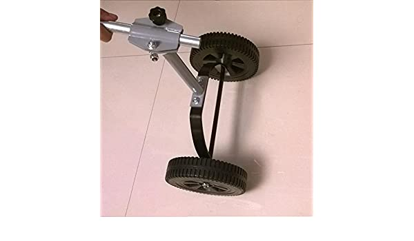 Universal 360 Desbrozadora ruedas 4 de gas y Electric rectos ...