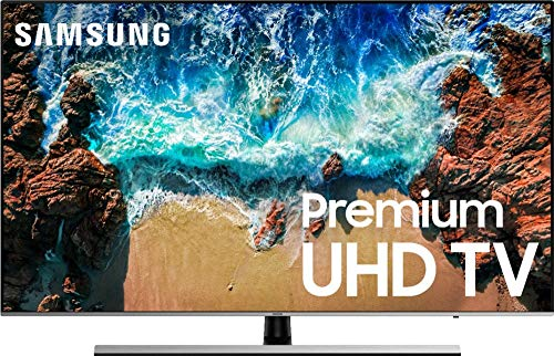 Samsung NU800D Premium 4K UHD HDR Smart LED TV, 55in (Renewed)