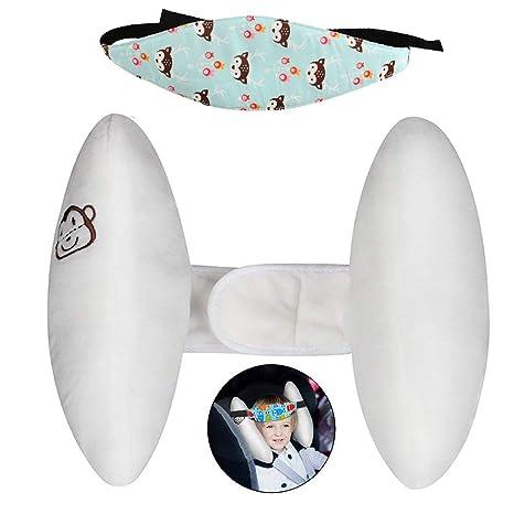 Bebé Almohada para cuello y cabeza de soporte correas-proteger la cabeza del bebé y