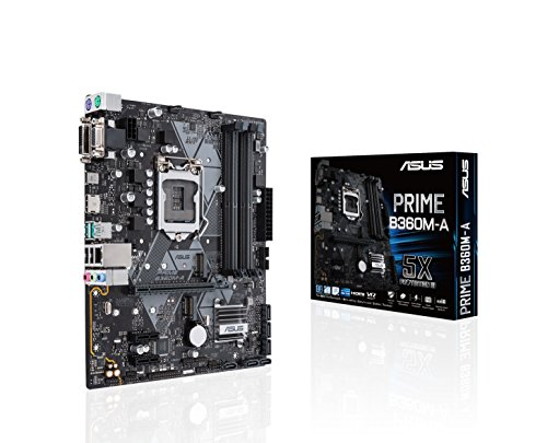 Build My PC, PC Builder, ASUS PRIME B360M-A