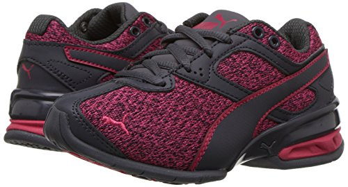 PUMA Unisex-Kids Tazon 6 Knit Sneaker, Love Potion-Periscope, 11 M US Little Kid by PUMA (Image #6)