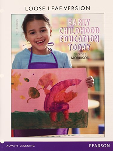 Early Childhood Educ.Today(Ll) W/Access