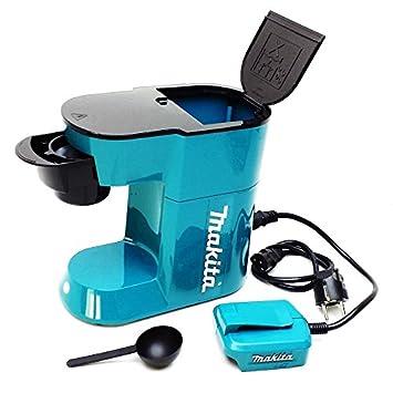 Makita DCM500Z - Máquina de café inalámbrica (18 V, con batería): Amazon.es: Bricolaje y herramientas