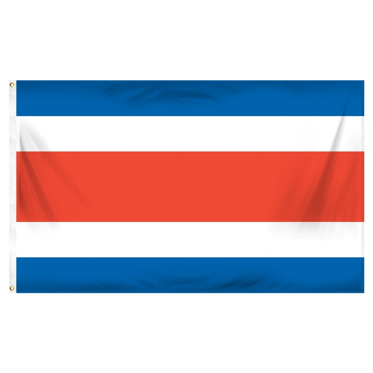 amazon com new 3x5 costa rica national flag with crest outdoor