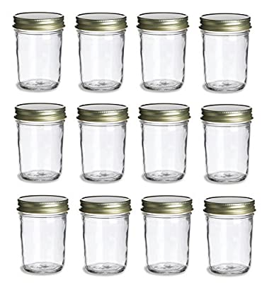 Nakpunar Mason Glass Jars