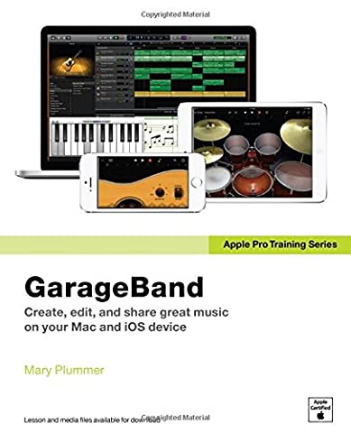 Apple Pro Training Series: GarageBand (Apple Imovie Software)