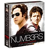 TV Series - Numb3rs The Final Season Value Box (8DVDS) [Japan DVD] PPSU-119648