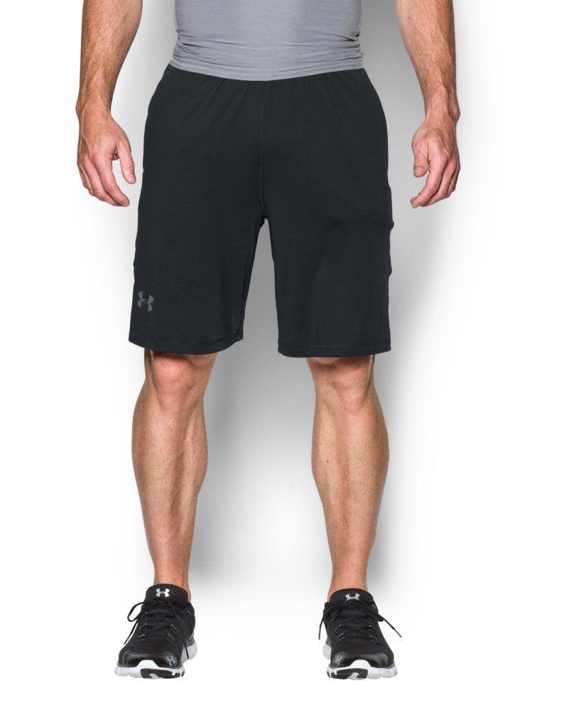 Under Armour Men's Raid 10'' Shorts, Black/Graphite, Medium by Under Armour (Image #3)