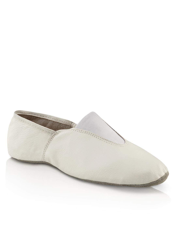Capezio Women's Agility Gym Shoe,White,9 M US