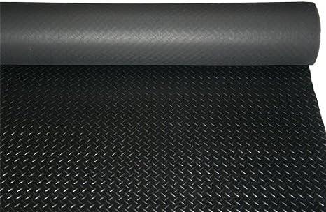 120 x 100 cm SBR Noppenmatte Gummimatte Bodenmatte Gummil/äufer Bodenbelag Breite 120cm 3mm