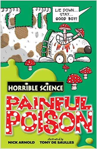 Download online Painful Poison (Horrible Science) PDF, azw (Kindle)