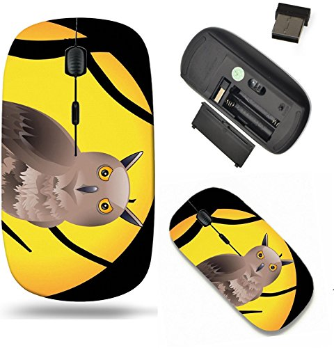 Liili Wireless Mouse Travel 2.4G Wireless Mice with