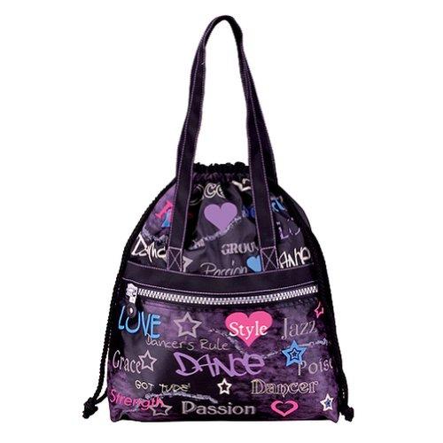 Danshuz , Damen Tote-Tasche Violett violett