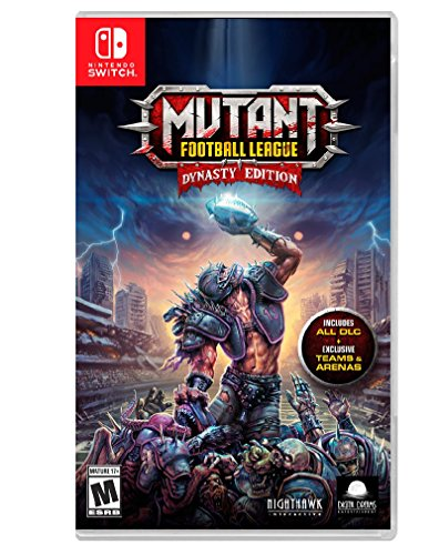 Mutant Football League: Dynasty Edition - Nintendo Switch Edition