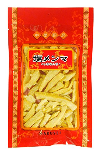 MaruNaru Chinese kitchen salt bamboo shoots 200gX2 bags by MaruNaru