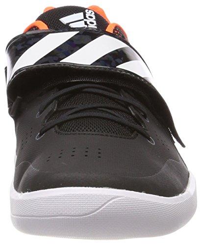 new products c6a6f 5d9c8 adidas Unisex-Erwachsene Adizero DiscusHammer Leichtathletikschuhe Schwarz  (Core Blackftwr White ...