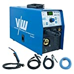 VECTOR Saldatrice MIG 185 Amp 230V Gas e Gasless MIG/Stick/TIG Saldatrice MIG Inverter Saldatrice a Filo Continuo… 51mGiE7ljBL. SS150