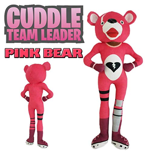 Inverlee 30cm Adorable Cartoon Soft Pink Bear Doll Stuffed Toy Plush Doll Toys (30cm-Pink) for $<!--$7.99-->