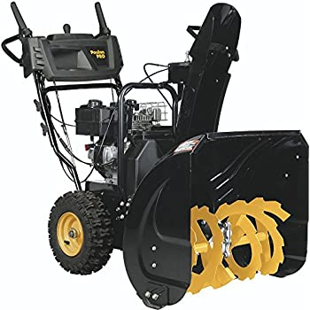snow blower electric start grinding the crack