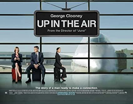 Up in the Air (2009) 720p BluRay x264 AC3 ESub Dual Audio [Hindi DD 5.1CH + English] 850MB Download | Watch Online