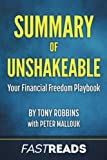 img - for Summary of Unshakeable: Includes Key Takeaways & Analysis book / textbook / text book
