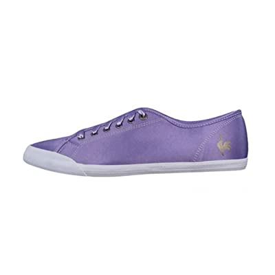 Le Coq Sportif Deauville LP Satin Womens sneakers / Shoes - Mauve