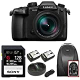 Panasonic LUMIX GH5LK 4K Mirrorless w/Leica 12-60mm & 128GB SF-G Series UHSII Bundle For Sale