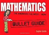 Mathematics, Sophie Goldie, 1444134922