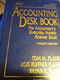 img - for Accounting Desk Book 2003: The Accountant's Everyday Instant Answer Book book / textbook / text book