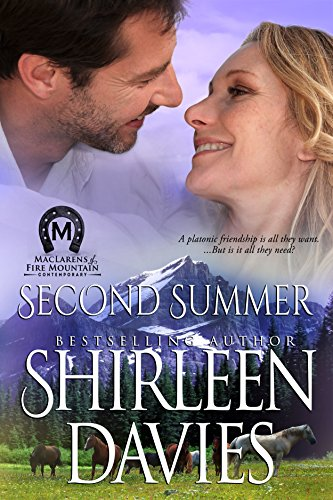 Book: Second Summer (MacLarens of Fire Mountain Contemporary Romance Series Book One) by Shirleen Davies
