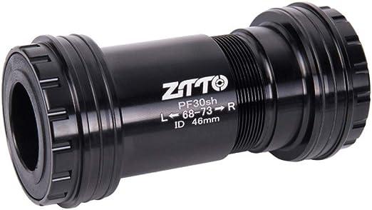 Fgyhty Reemplazo para Shimano 22mm 24mm Bielas Press Fit Soporte ...