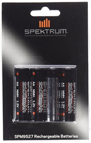 Spektrum 2100 mAh NiMH AA Battery (4 Pack)