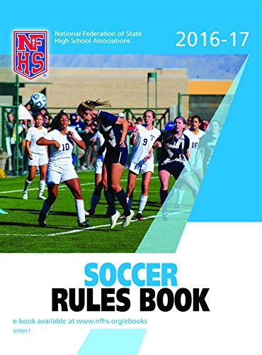 Amazon 2016 17 nfhs soccer rules book ebook nfhs theresia 2016 17 nfhs soccer rules book by nfhs fandeluxe Image collections