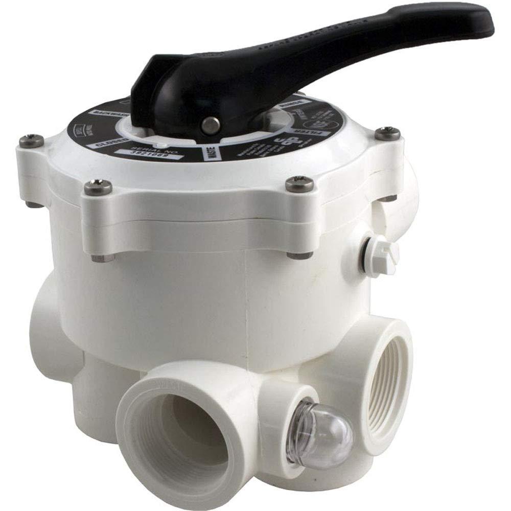 Praher SM-10-3 1.5'' FPT Multiport Valve by Praher Plastics Canada