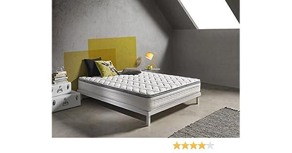 Living Sofa COLCHÓN VISCOELASTICO VISCOELASTICA VISCO Premium Top Relax 90 x 190 (Todas Las Medidas): Amazon.es: Hogar